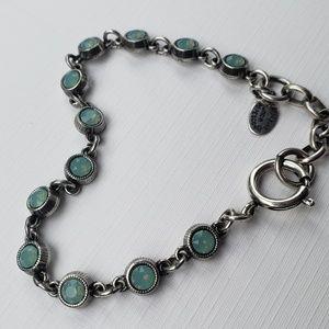 NWOT!! Catherine popesco petite stone bracelet